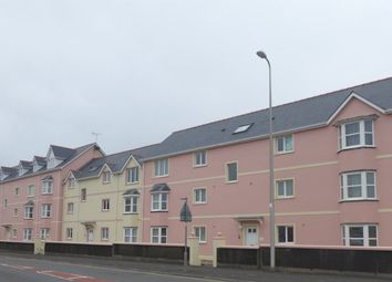 Thumbnail 2 bedroom flat to rent in Borough View, Pembroke Dock, Pembrokeshire