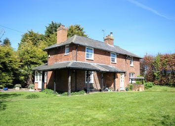 Thumbnail 4 bed detached house for sale in Homestall Lane, Goodnestone, Faversham