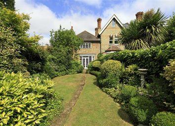 Thumbnail 3 bedroom end terrace house for sale in Teddington Park, Teddington