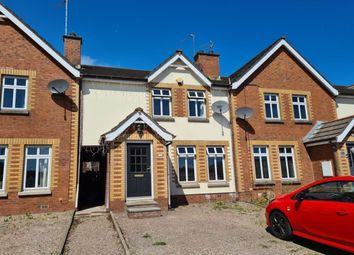Thumbnail 3 bed terraced house for sale in Hawthorne Court, Bangor