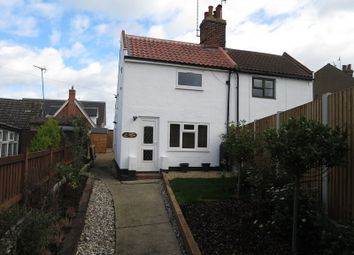 Thumbnail 2 bed semi-detached house for sale in Fronks Road, Dovercourt, Harwich