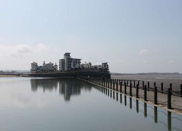 Thumbnail 2 bed flat for sale in Knightstone Causeway, Weston-Super-Mare