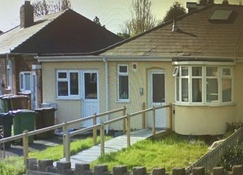 Thumbnail 2 bedroom bungalow to rent in Cedar Road, Willenhall WV133Bz
