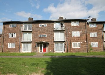 Thumbnail 2 bed flat for sale in Oak Way, Crawley, West Sussex.