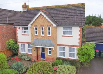 Thumbnail 3 bed detached house for sale in Peppard Road, Maidenbower, Crawley