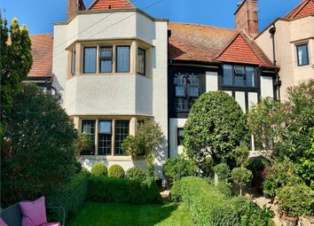 The Lawn, Budleigh Salterton EX9. 4 bed town house for sale