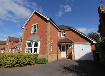 Thumbnail 4 bedroom detached house to rent in Heathfields, Downend, Bristol