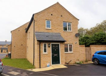 Thumbnail 3 bed end terrace house for sale in Harold Road, South Witham, Grantham