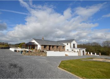 Thumbnail 4 bed property for sale in Milo, Ammanford
