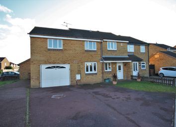 Thumbnail 4 bed semi-detached house for sale in Rubens Gate, Springfield, Chelmsford