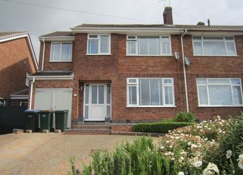 Thumbnail 5 bed semi-detached house for sale in Chiel Close, Mount Nod, Coventry