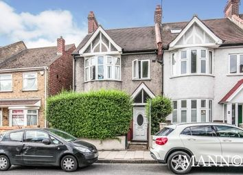 Thumbnail 3 bed end terrace house to rent in Lennard Terrace, London