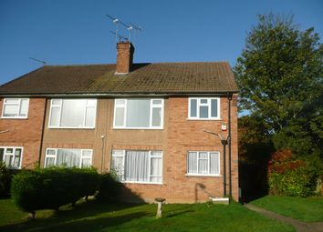 Thumbnail 2 bed maisonette to rent in Leaford Crescent, Watford
