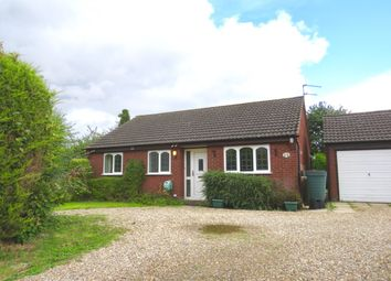 Thumbnail 2 bed detached bungalow for sale in Welgate, Mattishall, Dereham
