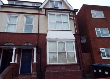 Thumbnail 1 bed flat to rent in Gillott Road, Birmingham