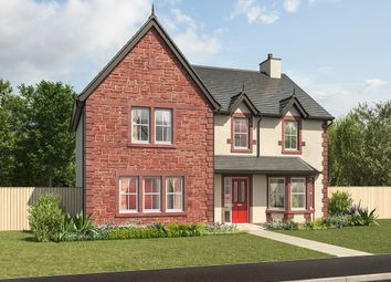 "Thumbnail 5 bedroom detached house for sale in ""Westminster"" at Wilson Howe, Whitehaven"