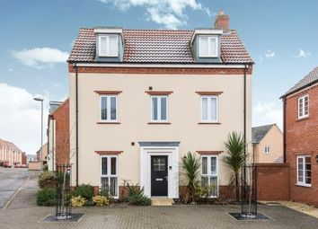 Thumbnail 3 bed detached house for sale in Costessey, Norwich, Norfolk