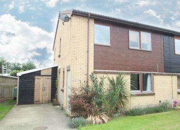 Thumbnail 3 bed semi-detached house to rent in Tower Field Road, Rendlesham, Woodbridge