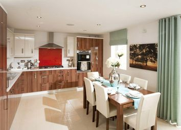 Thumbnail 4 bed detached house for sale in The Bayswater, Tixall Road, St Mary's Gate, Stafford