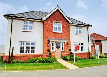 Thumbnail 5 bed detached house for sale in Royston Road, Buntingford