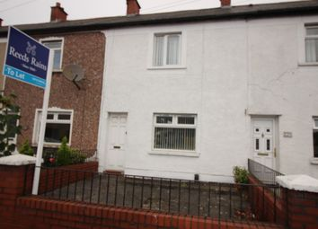 Thumbnail 3 bed terraced house to rent in Tates Avenue, Belfast
