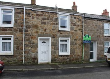 Thumbnail 1 bed terraced house to rent in Tolcarne Street, Camborne