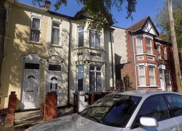 Thumbnail 4 bed terraced house to rent in Avondale Road, Luton