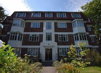 Thumbnail 1 bed flat to rent in Meyrick Park Mansions, 28 Bodorgan Road, Meyrick Park