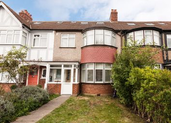 Thumbnail 4 bed terraced house for sale in Aylward Road, Merton Park