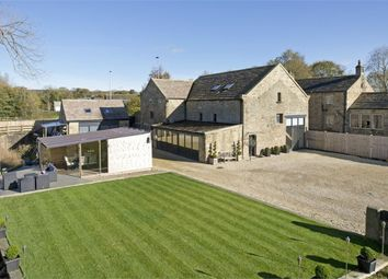 Thumbnail 4 bed barn conversion for sale in The Stables, Black Bull Farm, Ilkley Road, Burley In Wharfed, Ilkley, West Yorkshire