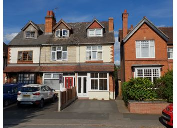 Thumbnail 3 bed terraced house for sale in Birmingham Road, Redditch