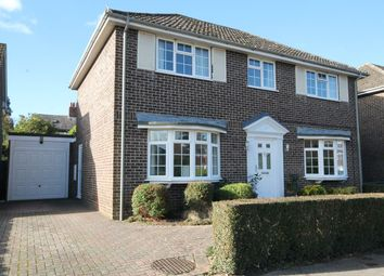 Thumbnail 4 bed detached house for sale in Speen Place, Speen, Newbury
