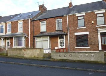 Thumbnail 3 bed terraced house for sale in Pesspool Terrace, Haswell, Durham