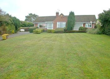 Thumbnail 4 bed bungalow for sale in Neston Road, Burton, Neston, Cheshire