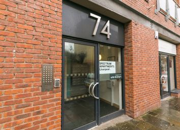 Thumbnail 2 bed flat to rent in 74 Duke Street, Liverpool