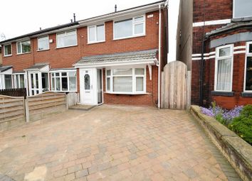 Thumbnail 3 bed semi-detached house to rent in Canal Bank, Eccles, Manchester