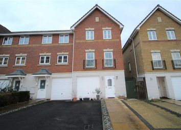Thumbnail 4 bedroom town house to rent in Crispin Way, Hillingdon, Middlesex