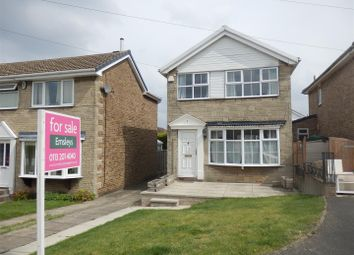 Thumbnail 3 bed detached house for sale in Swithens Grove, Rothwell, Leeds