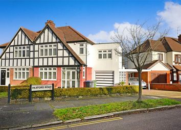 Thumbnail 4 bed semi-detached house for sale in Paxford Road, Wembley, Middlesex
