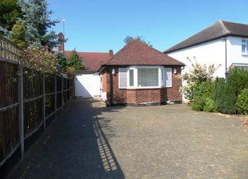 Thumbnail 2 bed detached bungalow for sale in Ellingham Road, Chessington