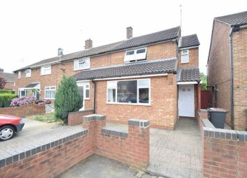 Thumbnail 3 bed end terrace house for sale in Briar Close, Luton