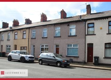 Thumbnail 3 bedroom terraced house to rent in Gordon Street, Newport