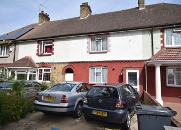 Thumbnail 3 bedroom terraced house for sale in Greenford Avenue, Southall, Middlesex