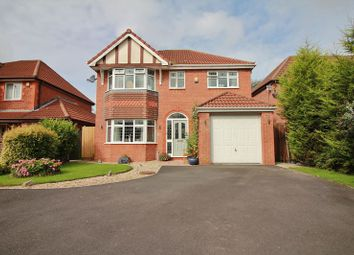 Thumbnail 4 bed detached house for sale in 25 Cathrow Way, Thornton-Cleveleys
