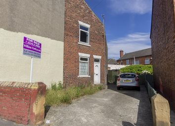 Thumbnail 1 bed terraced house for sale in Market Street, Clay Cross, Chesterfield