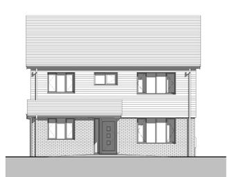 Thumbnail 4 bedroom detached house for sale in Rectory Lane, Somersham