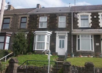 Thumbnail 2 bed terraced house to rent in Old Road, Neath, West Glamorgan.