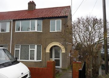Thumbnail 3 bedroom end terrace house to rent in Sycamore Ave, Oulton Broad, Lowestoft