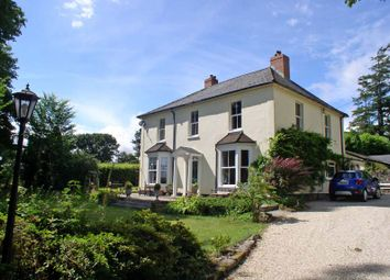 Thumbnail 5 bed detached house for sale in Chagford, Devon