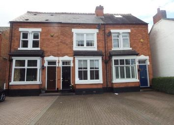 Thumbnail 2 bedroom terraced house for sale in Coleshill Road, Water Orton, Birmingham, Warwickshire